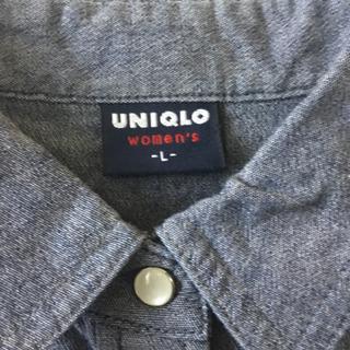 ユニクロ美品(Lサイズ)