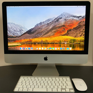 Apple iMac21.5inch-late2013 増設BTO