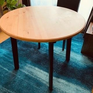 IKEA  イケア ガムラレード テーブル  85 cm!美品です!