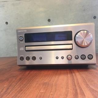 ONKYO CDコンポ+i-PODドック