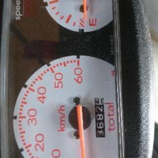 スズキ レッツ2-S   原付きバイク