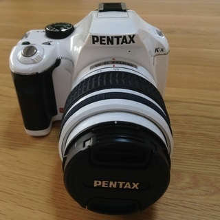 PENTAXデジタル一眼レフカメラK-xレンズキット