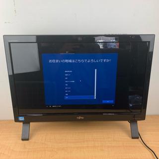 一体型PC 富士通 FH56/MD ESPRIMO コアi7 中...