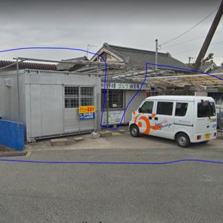 かなりお得な物件♫倉庫や軽作業所♫駐車場スペース付き♫