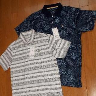 アーノルドパーマー 半袖シャツ新品2枚