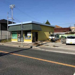 希少駐車スペース3台前後可能♫大通りに面し飲食店や事務所倉庫など...