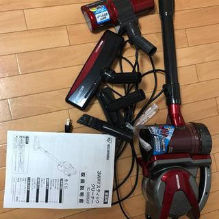 3wayスティッククリーナー 掃除機