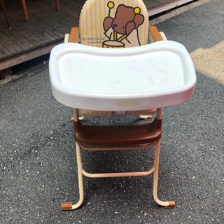 ベビーチェア 椅子 折りたたみ KATOJI