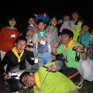 【募集✨】夏休み子どもキャンプ参加者✨アニマルキャンプ!