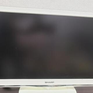 SHARP AQUOS 液晶テレビ22型