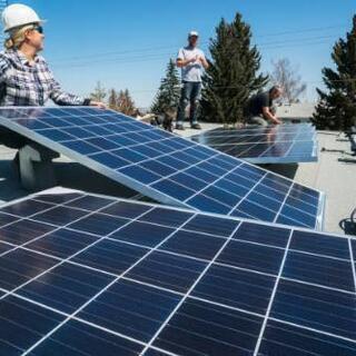 当日💲日払い(10.000円可)太陽光パネルの設置、足場組み立て...