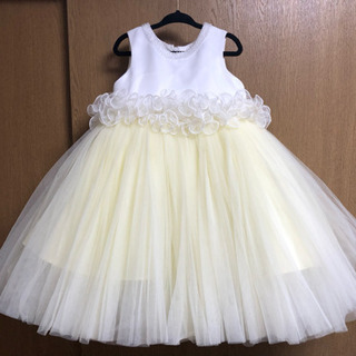 キッズドレス 5歳サイズ
