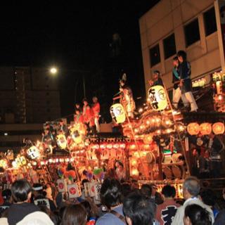 八王子祭り❤️関東トップクラスの山車‼️