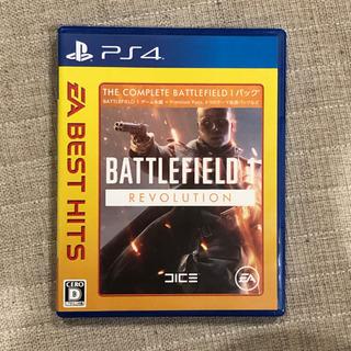 PS4 バトルフィールド 1 Revolution Edition