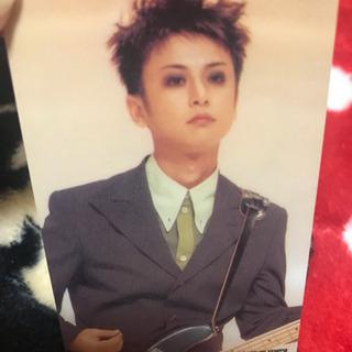 GLAYのJIROのカード