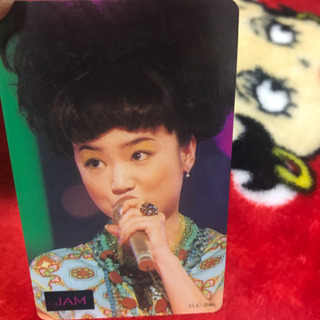 JUDY AND MARYのYUKIちゃんのカード