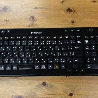 ワイヤレスキーボード ロジクール K360 Windows用