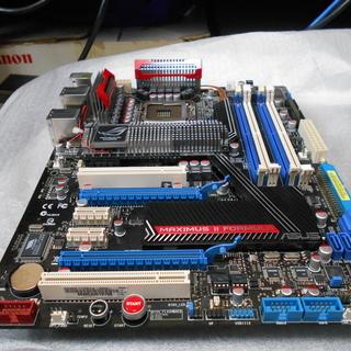 LGA775 マザーボード ASUS MAXIMUS II FO...