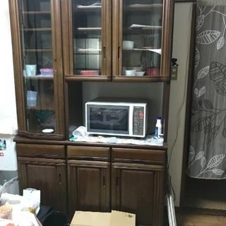 両面食器棚