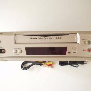 SANYO VHS ビデオテープレコーダー VZ-H21 200...