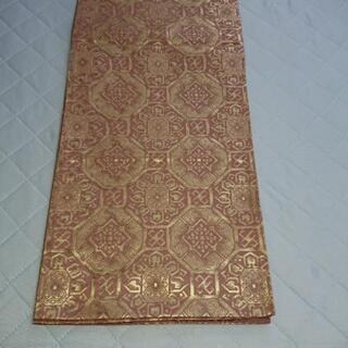 【8】西陣織 正絹 京袋帯