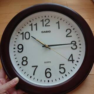 CASIO カシオの掛け時計