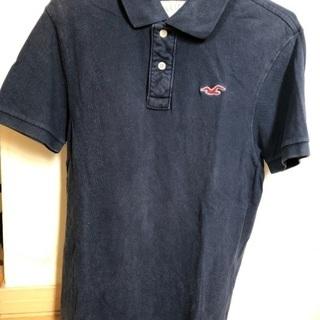 HOLLISTER(紺) ポロシャツ