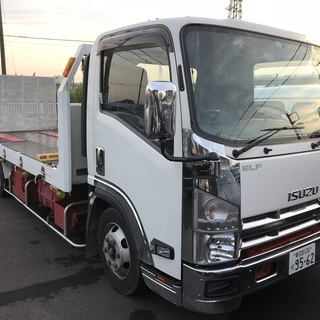 H25年いすゞエルフ セキサイ車 2.7トン 走行:24万キロ代