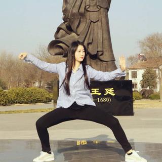 中国から来日 中国武術国家1級審判員 陳非凡(Chen Feif...