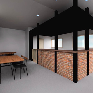 店舗内装、外壁屋根塗装、防水、外構
