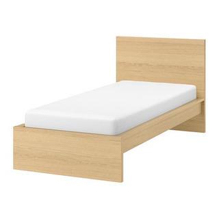 【新品】IKEA シングルベッド MALM マルム