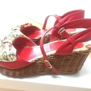 銀座かねまつ 靴とバッグのセット