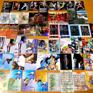 サイキックフォース2010 カード