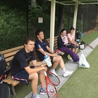 テニスメンバー募集してます。一緒にテニスしませんか! − 東京都