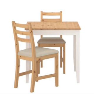 お取引者様決まりました IKEA ダイニングテーブル3点セット