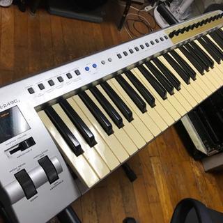 【最終値下げ】 MIDIキーボード EVOLUTION MK-2...