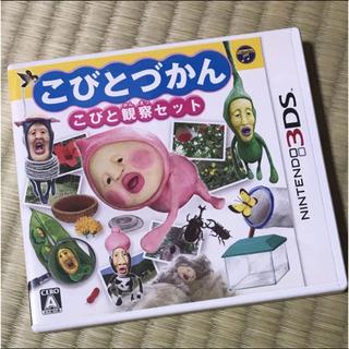 3DS☆こびとづかん☆こびと観察セット☆