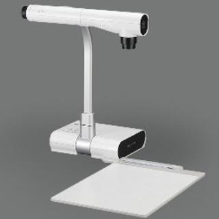 実物投影機とマグネットスクリーン