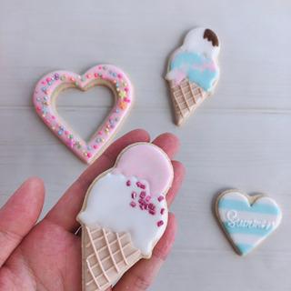 アイシングクッキー教室★8月★東松山市