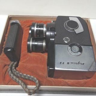 ※骨董品? 動作未確認※ Fujica 8 T3 8mmカメラ