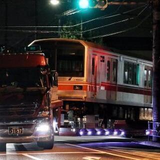 鉄道写真 東京メトロ 02系 02-139F廃車陸送