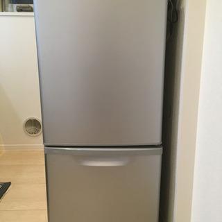 【美品】Panasonic NRB145W 冷蔵庫 2ドア