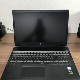 HP Core i7 & 256SSD+1TB & GTX 10...