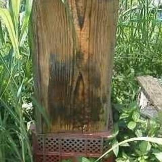 ミツバチ巣箱(単枠式巣箱)
