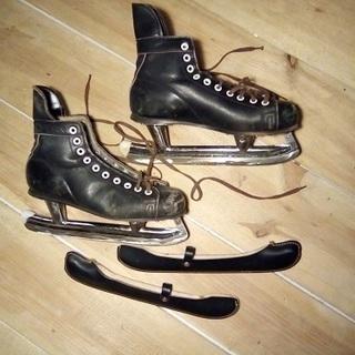 あげます ☆スケート靴☆ ミズノ製アイスホッケーシューズ27.5cm