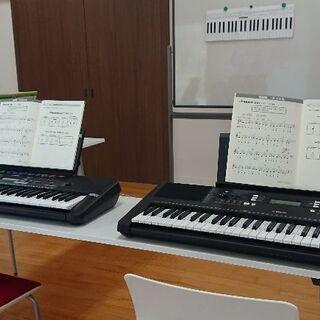 中高年のやさしいピアノレッスン♪