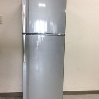 シャープ SHARP 冷凍冷蔵庫 右開き 2ドア  ゴールド系 ...