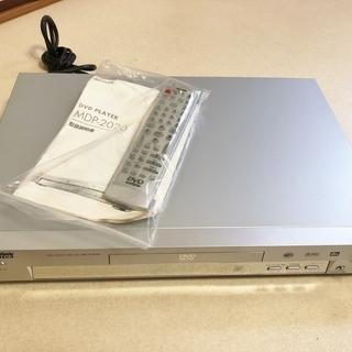 (お取引中)DVDプレーヤー? DVD/SVCD/VCD/CD/MP3