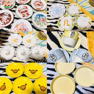 リラックマ ペコちゃん お皿 ティーカップセット