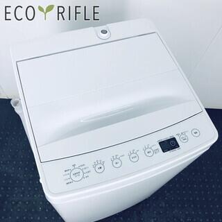 中古 洗濯機 アマダナ 全自動洗濯機 2019年製 4.5kg ...